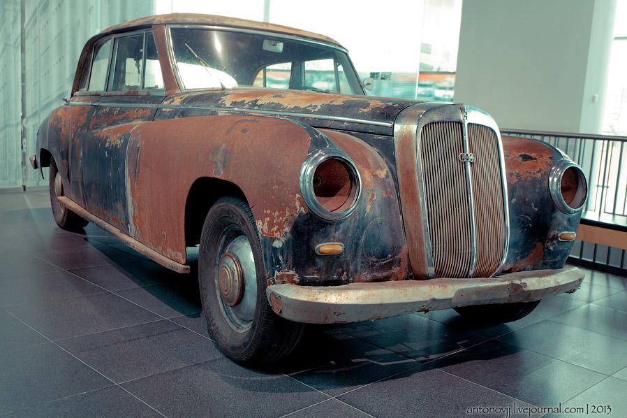 Horch 830 BL Pullmann Limousine 1953