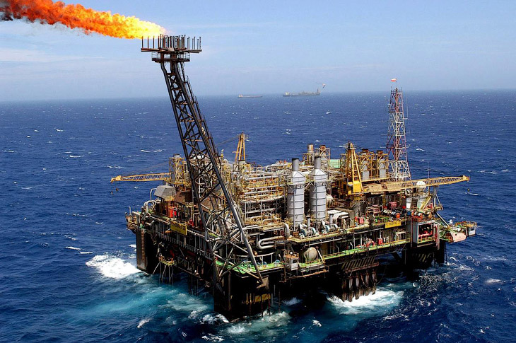 Plataforma Empresa Petrobrays