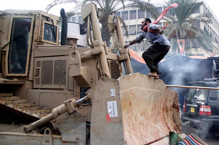 Кровавый Египет