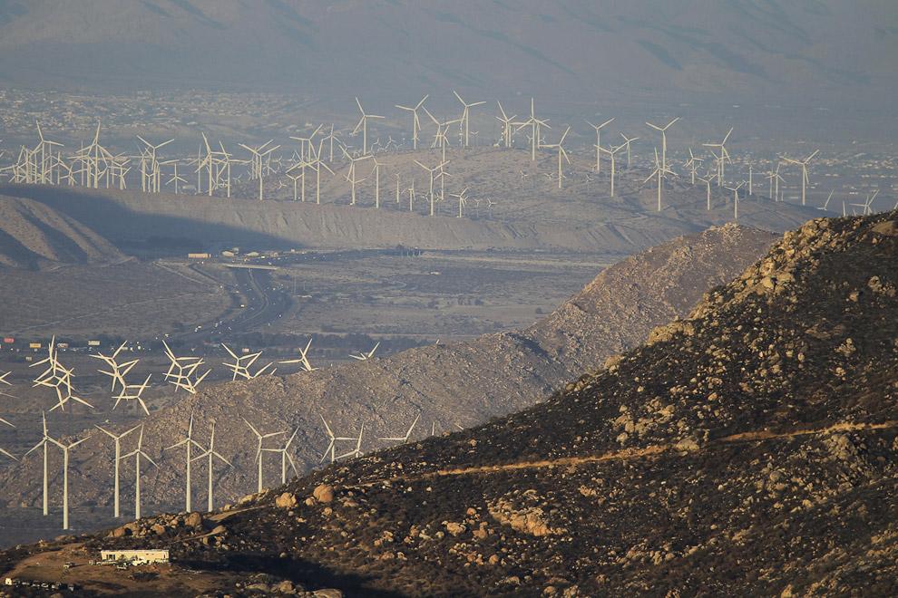 Ветряки — ветрогенераторы