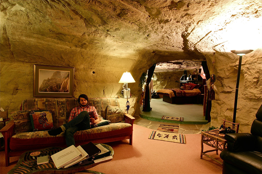 Kokopelli Cave Bed and Breakfast — Фармингтон, США