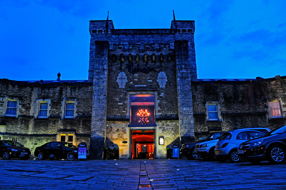 Malmaison Oxford Castle — Оксфорд, Великобритания