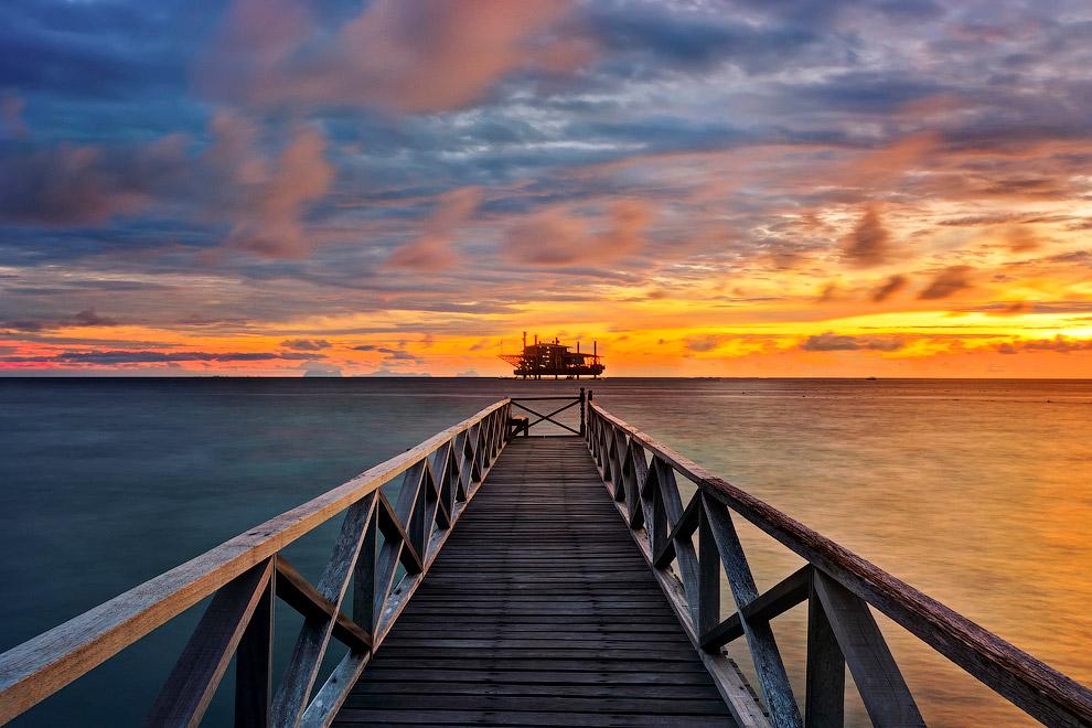 Seaventures Dive Resort — остров Сипадан, Малайзия