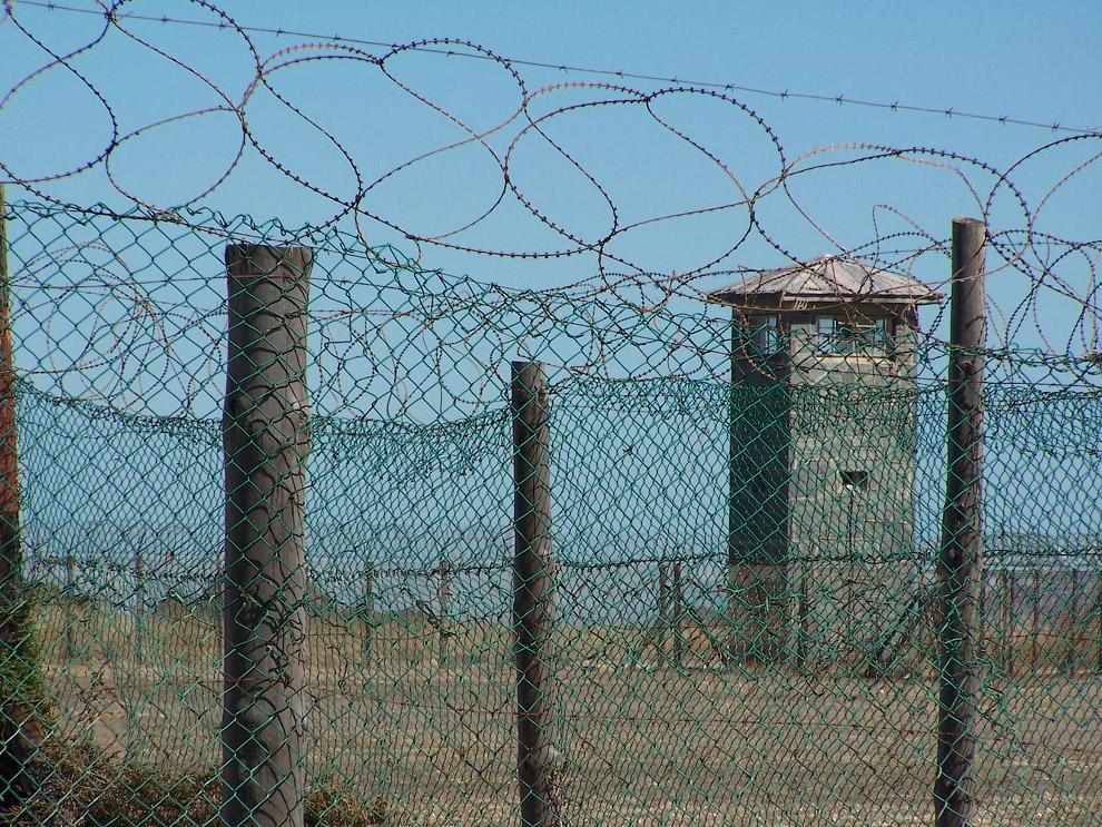 Тюрма на острові Роббен, ПАР