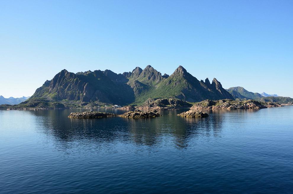 Острів Бастой, Норвегія