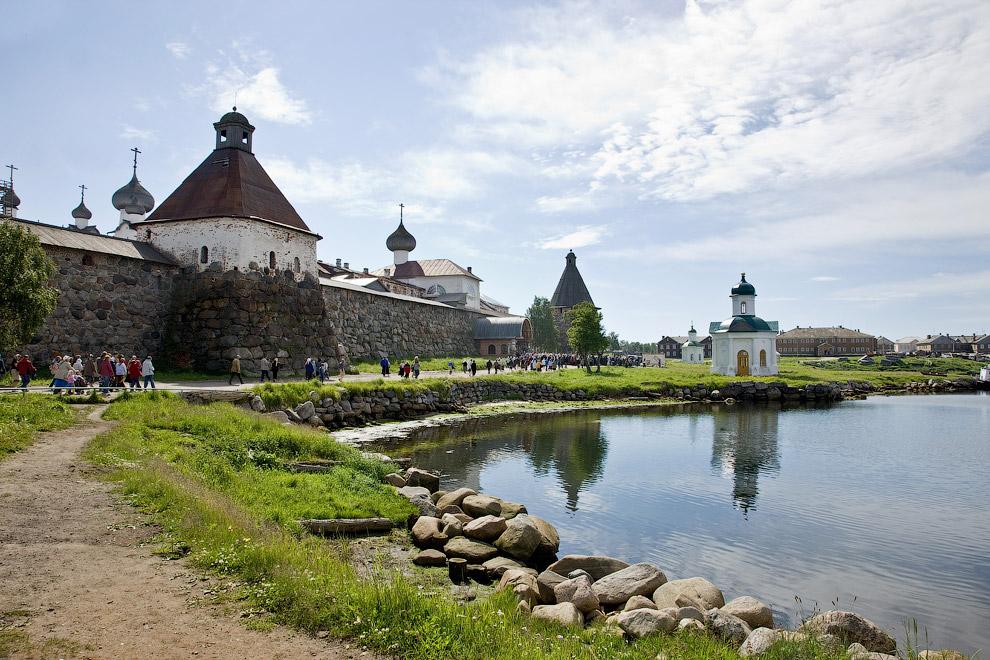 Соловецькі острови, Росія