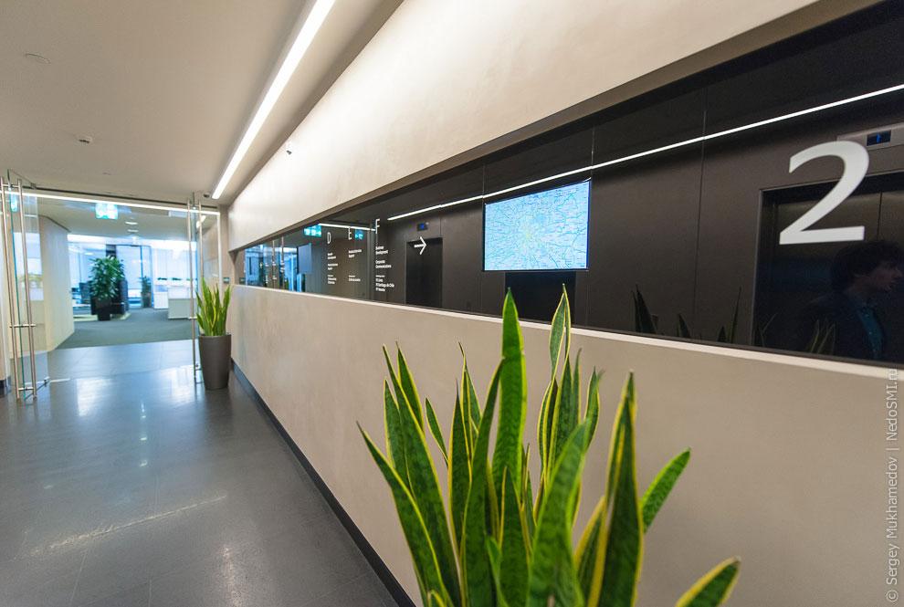 Обычный европейский офис известной IT-компании