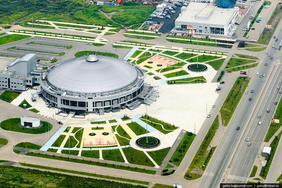"""Ледовый дворец """"Арена Север"""""""