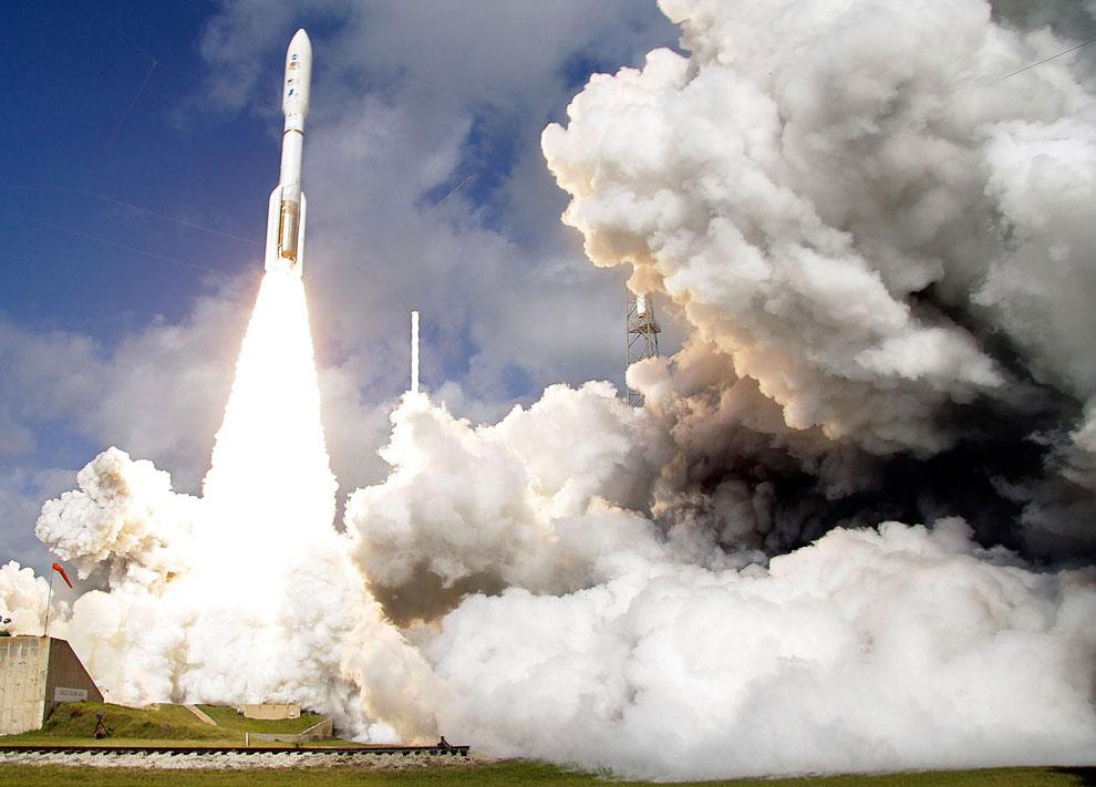 Когда марсоход Curiosity отправился в свое путешествие, между Марсом и Землей было чуть больше 200 миллионов километров