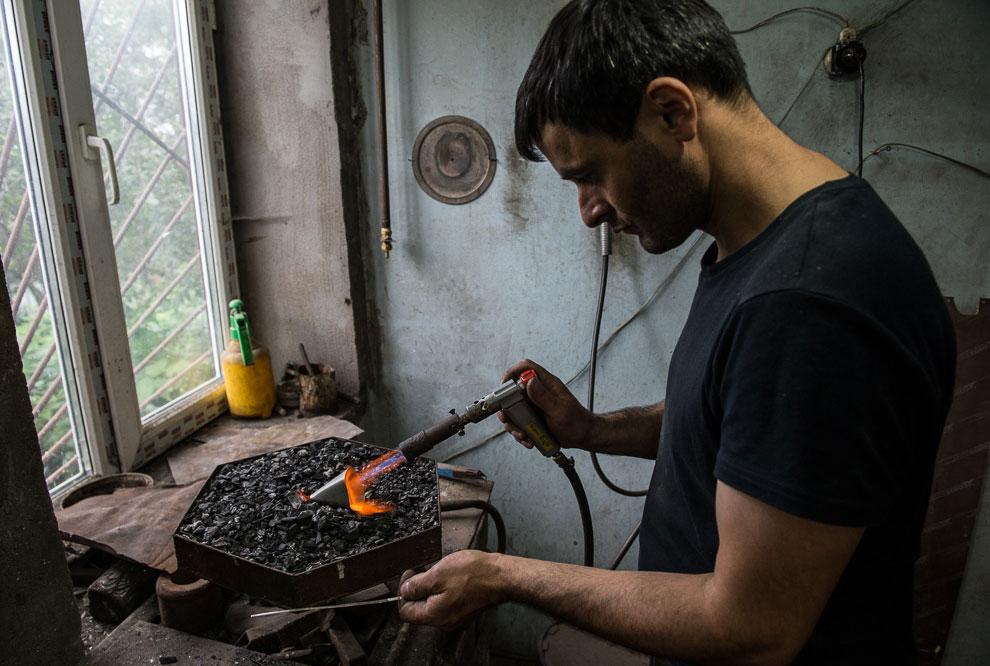 Секреты кубачанских мастеров