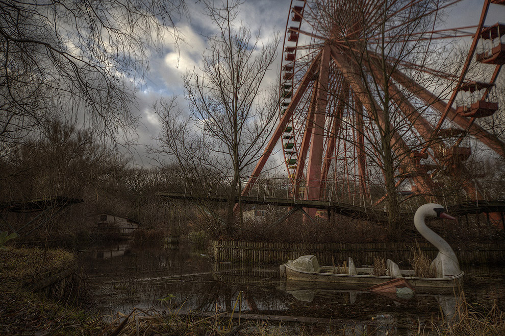 Шпрее-парк Планет Ваилд, Берлин, Германия