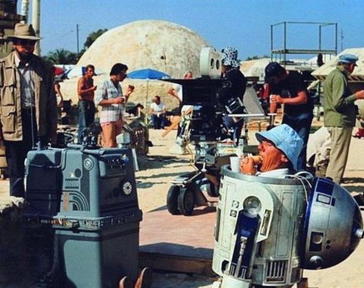 Как делали спецэффекты в «Звездных войнах»