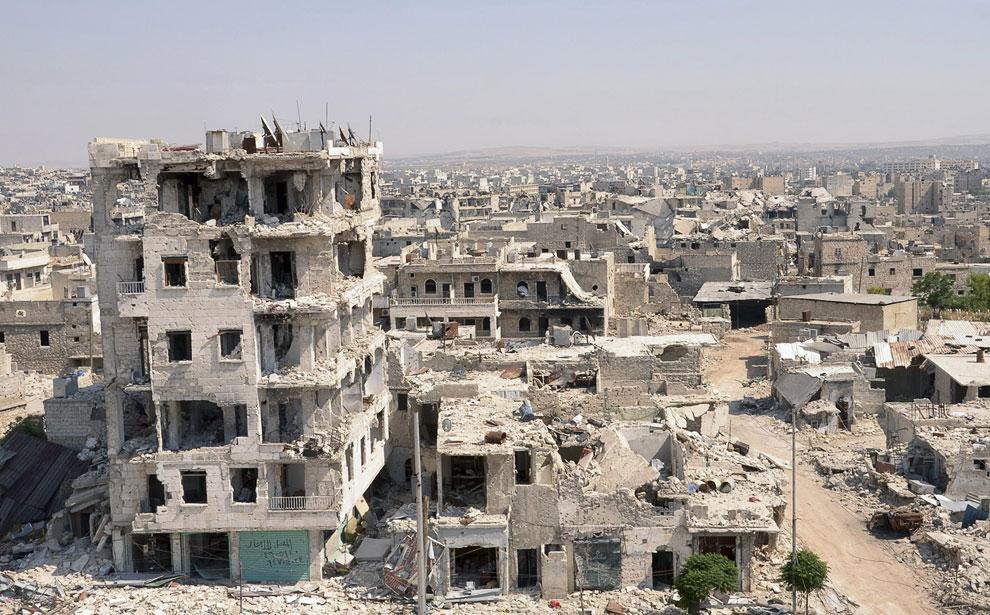 Алеппо — один из самых древних постоянно населенных городов мира, он был заселен уже, скорее всего, к 6 тысячелетию до нашей эры