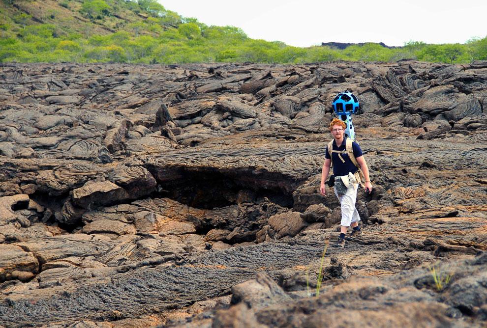 Интересно, что на островах практически отсутствуют источники пресной воды