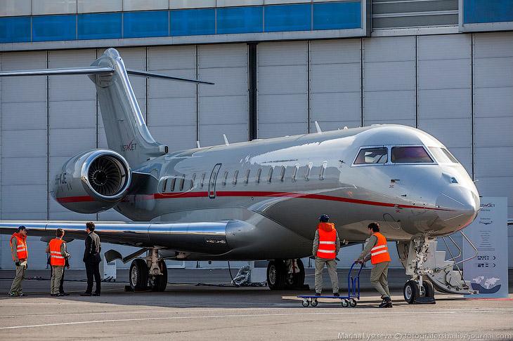 Bombardier GE 6000 VistaJet
