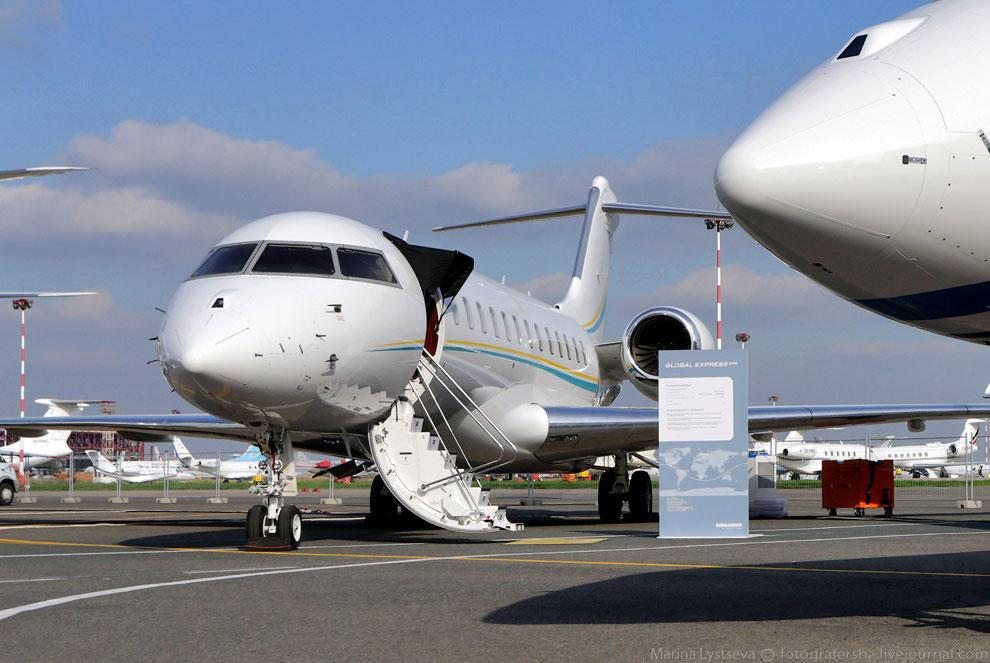 Bobmardier GE XRS компании ComLux Aviation