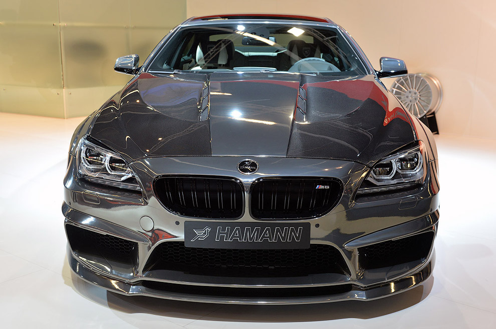 Гран купе Hamann M6