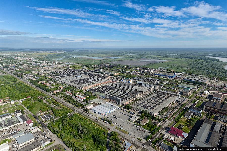 Промышленность Барнаула