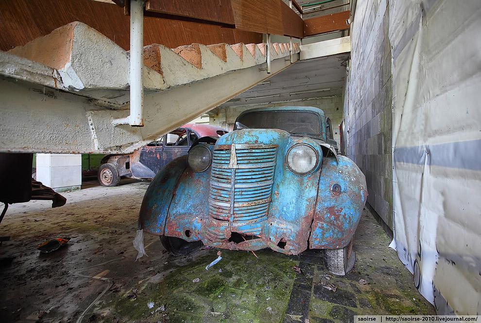 Этот Москвич являлся точной копией Opel Kadett