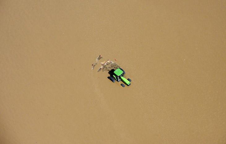 Историческое наводнение в Колорадо