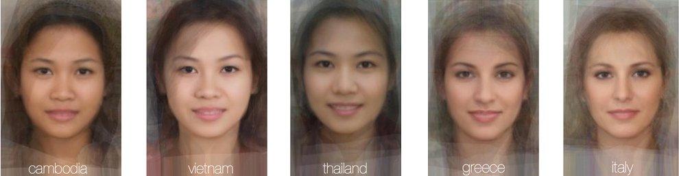 Камбоджа, Вьетнам, Таиланд, Греция и Италия