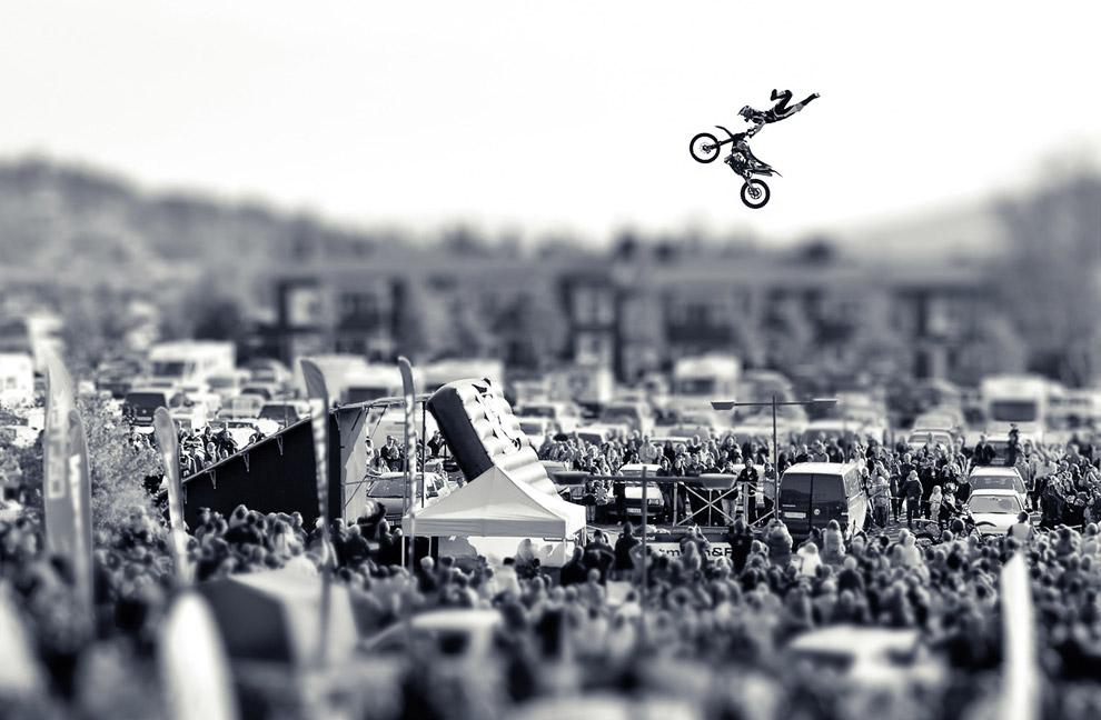 Победители конкурса экстремальной фотографии Red Bull Illume 2013