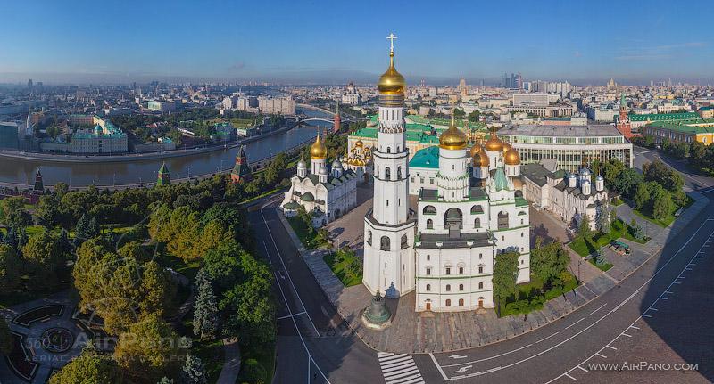 Вид с Ивановской площади