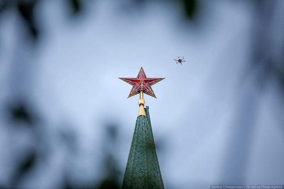 Звезда Троицкой башни