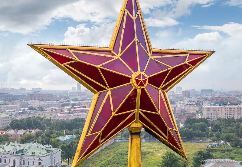 Звезда Водовзводной башни