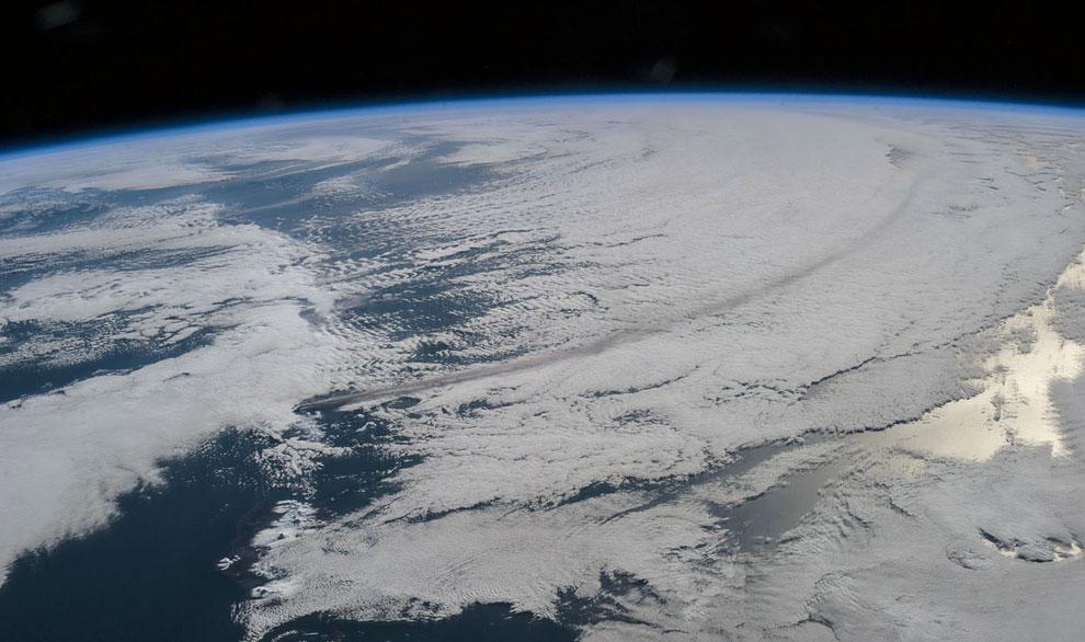 Аляска. Вид с орбиты