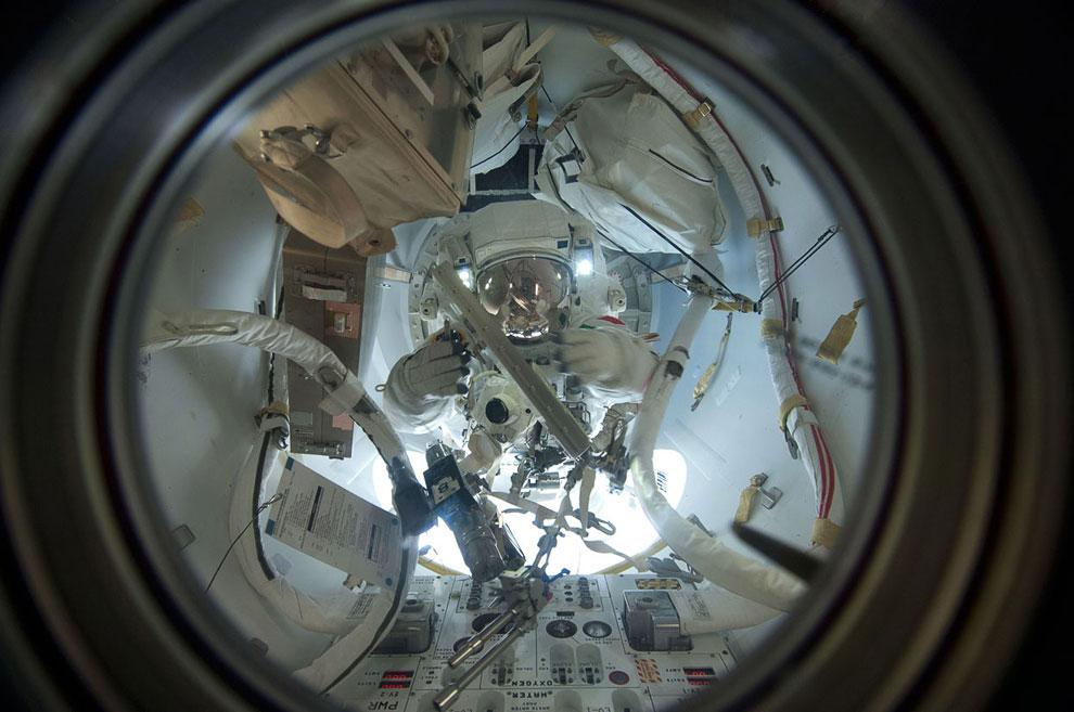 В программе было порядка 50 экспериментов, большинство из которых начаты в предыдущих экспедициях