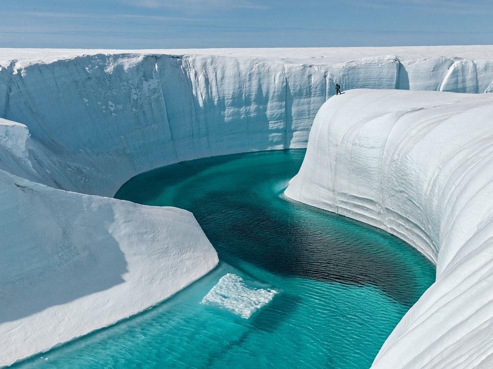 Каньон Берсдей, Гренландия