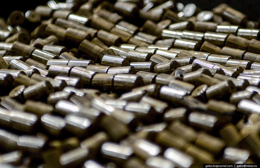 Таблетки ядерного керамического топлива