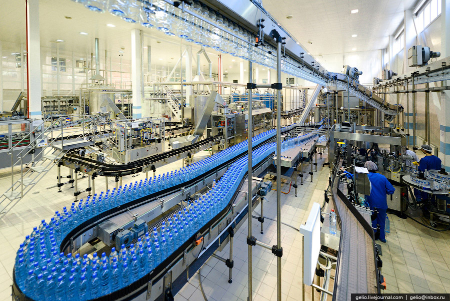 Завод «Норинга» («Чистая вода»)