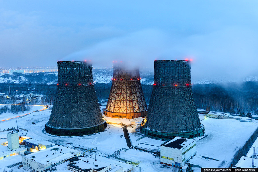 Новосибирская ТЭЦ-5