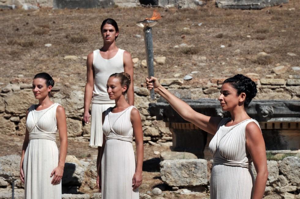 Древняя Олимпия, 29 сентября 2013