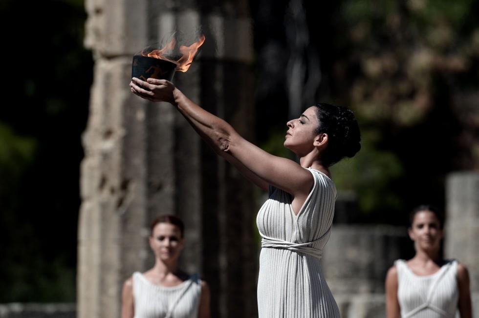 «Эстафета Олимпийского огня «Сочи 2014» символизирует собой спортивный дух и ценности Олимпийского движения