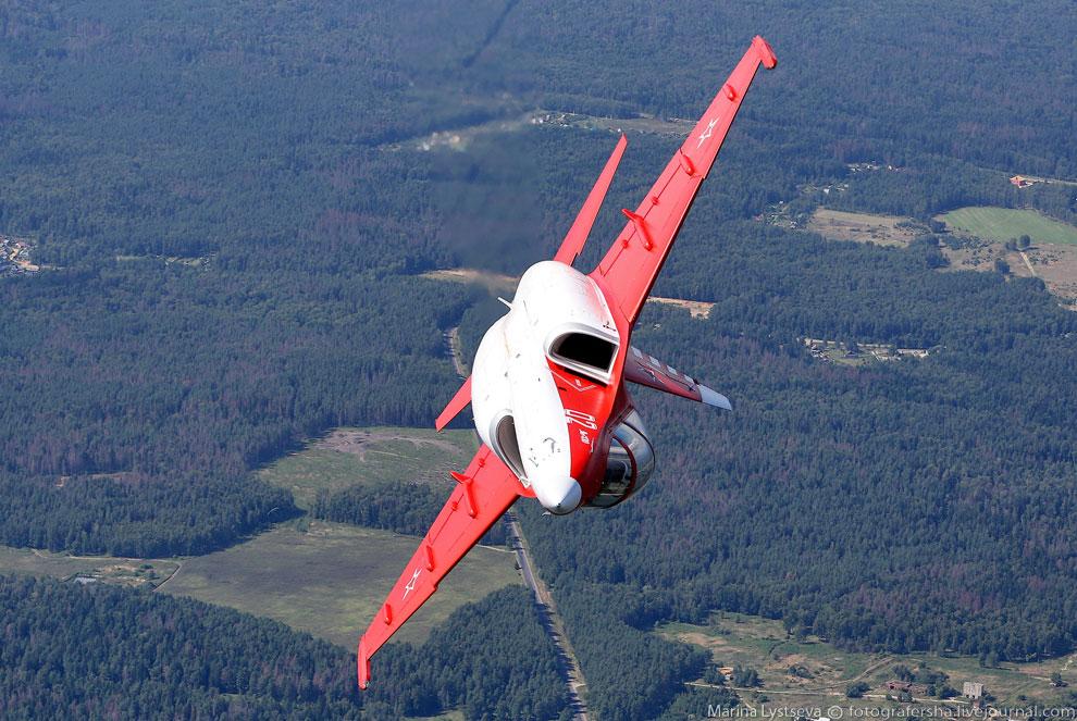 Красивые фотографии самолетов в полете