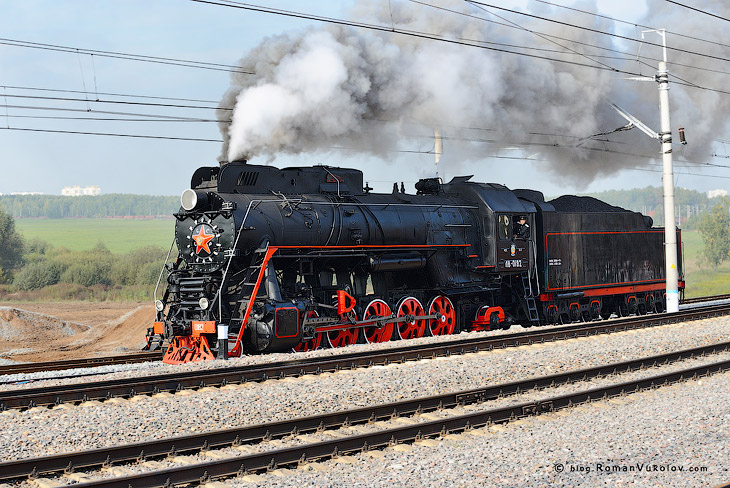 Международный салон Экспо 1520: железнодорожная техника России