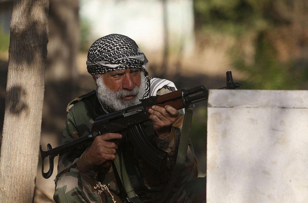 Сегодня в Сирии все с оружием