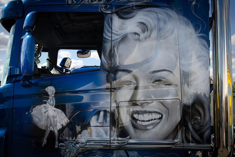 Scania R730 «Monroe»