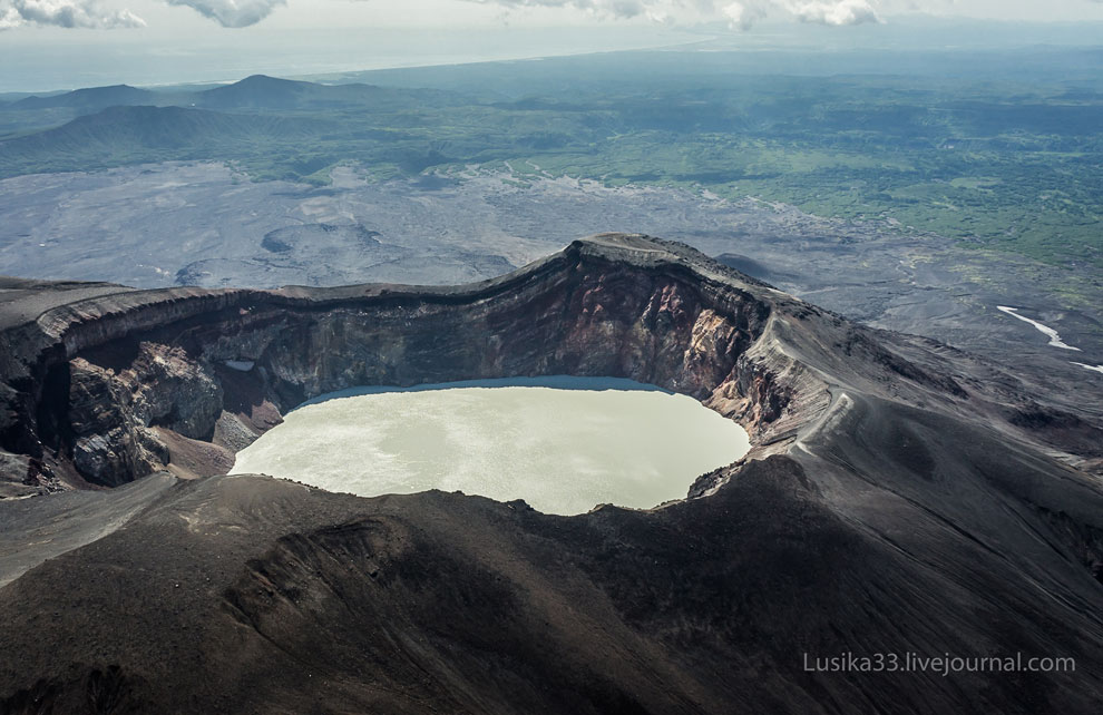 Вулкан Семячик