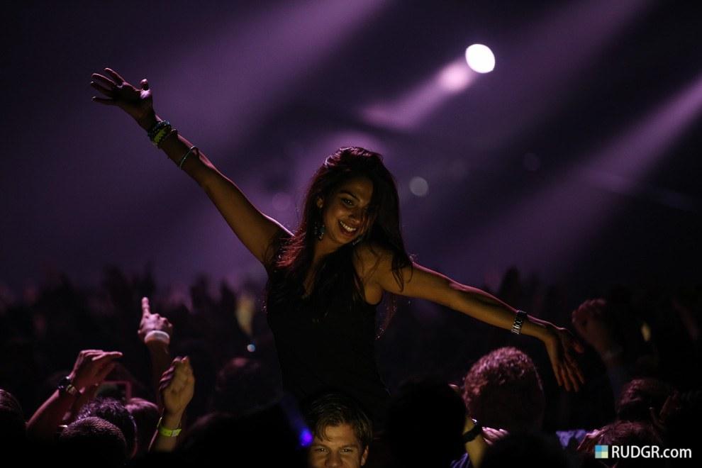 Amsterdam Dance Event 2013