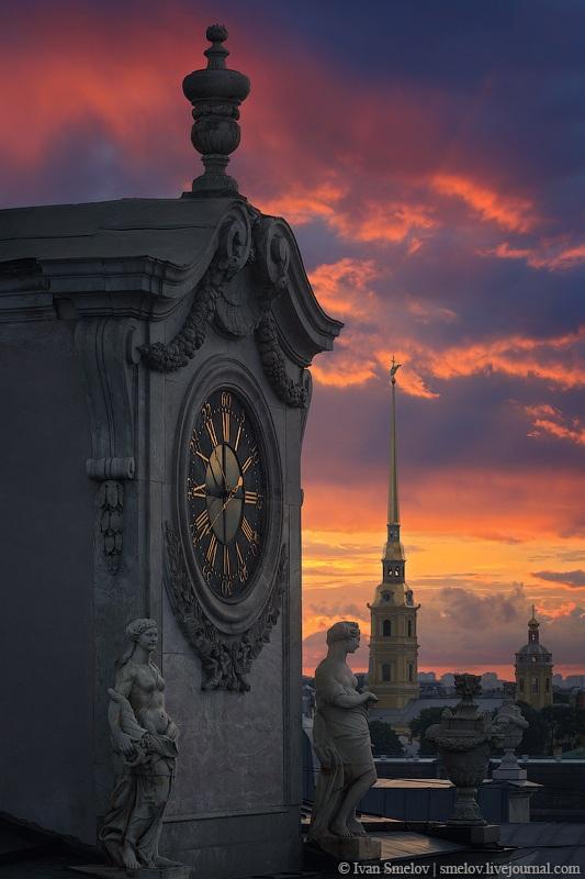 Башенка Мраморного дворца