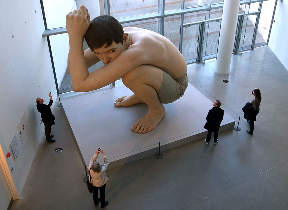 Скульптура «Мальчик»