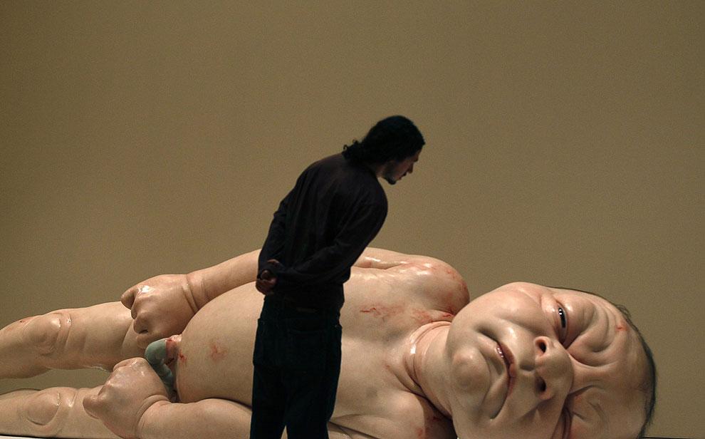 Скульптура «Девочка»