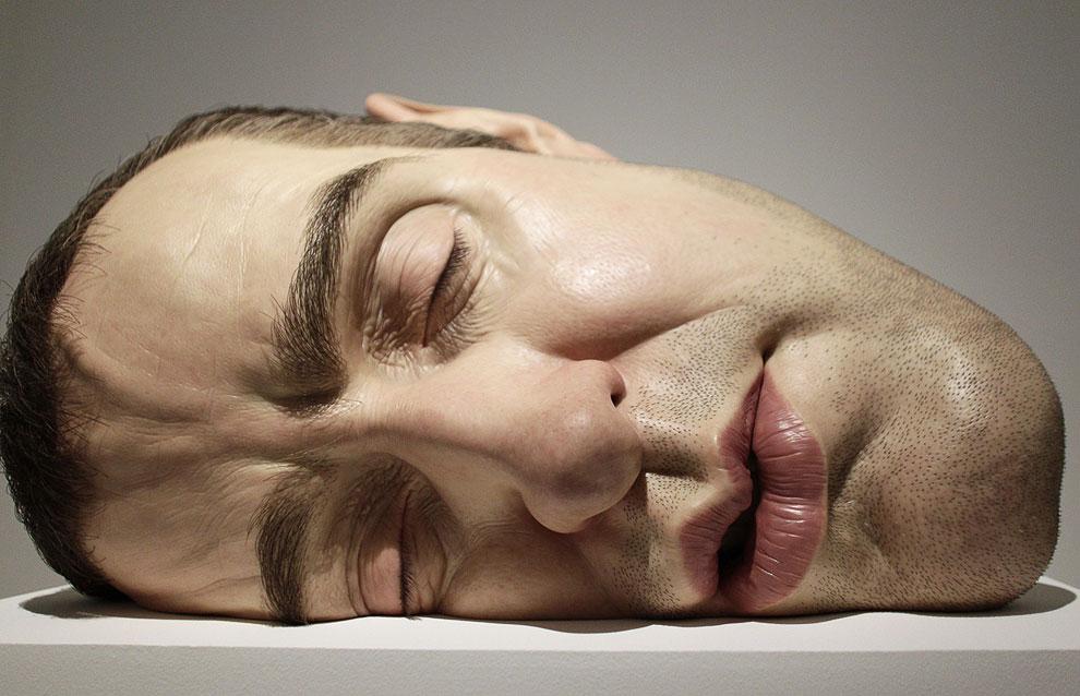 Скульптура «Маска II»