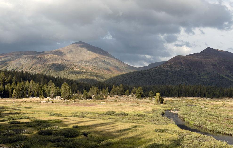 История Национального парка Йосемити