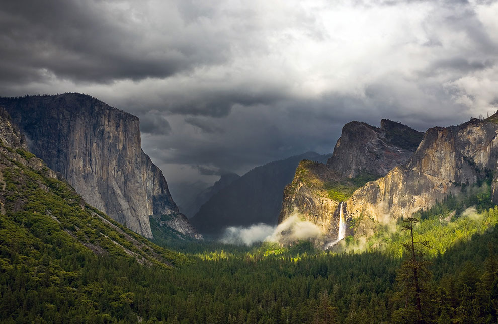 Долина Йосемити, Йосемитский национальный парк