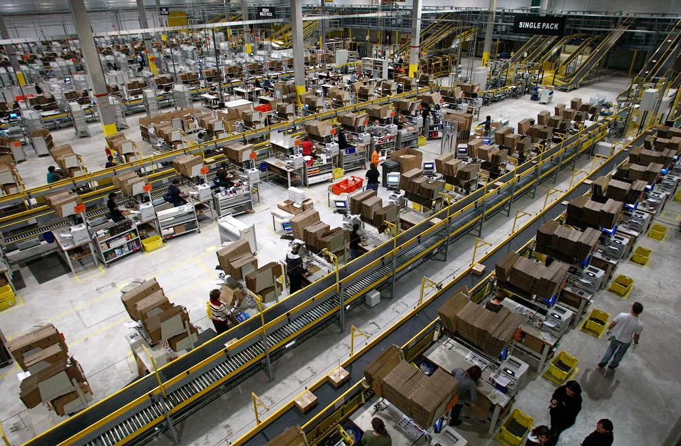 Крупнейшая в мире компания в сфере интернет-торговли